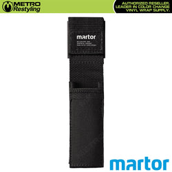 martor belt holster with clip