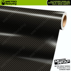 real d 2.0 carbon fiber vinyl wrap