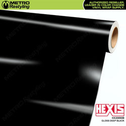 hexis gloss deep black