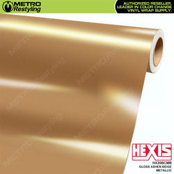 hexis gloss ashen beige metallic