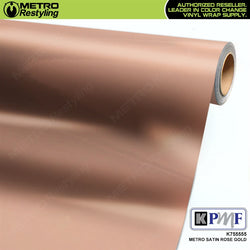 kpmf metro satin rose gold