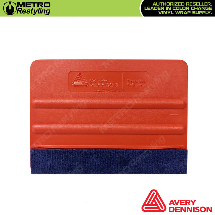 avery dennison red pro flex soft squeegee