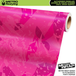 party popper elite magenta