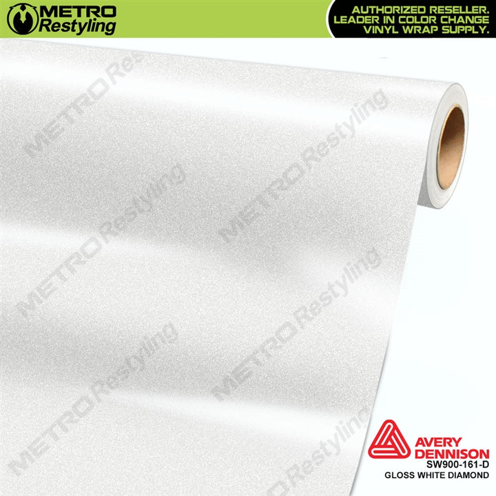avery dennison diamond white