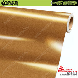 avery dennison gloss amber diamond