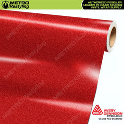 avery dennison diamond red