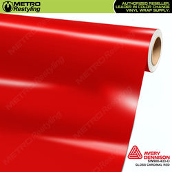 avery dennison gloss cardinal red