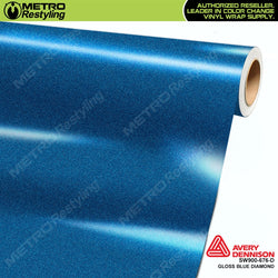 avery dennison diamond blue