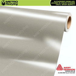 avery dennison gloss metallic silver
