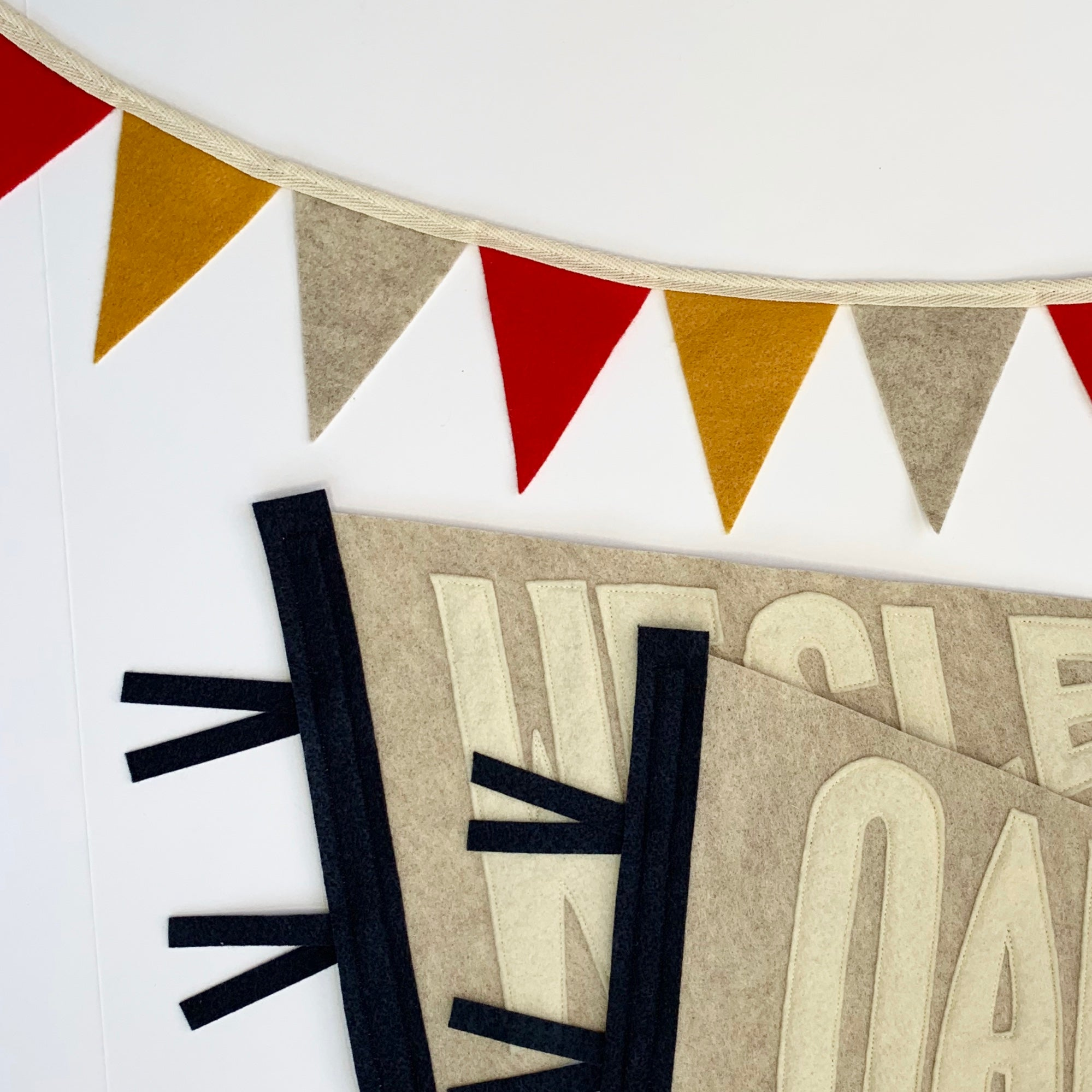 Custom Bunting - Eventide Pennant Co.