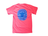 Keep My Ocean Blue Cotton T-Shirt