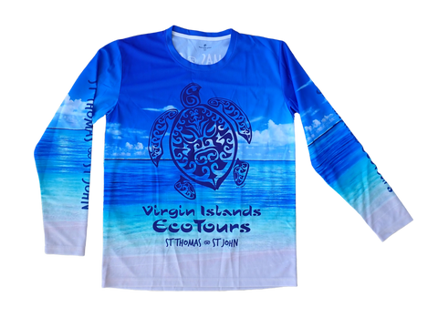 Vitamin Sea Maori Turtle Rash Guard