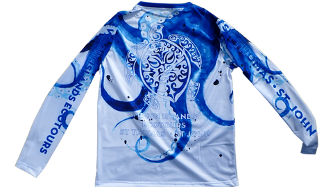 Kraken Octopus Rash Guard