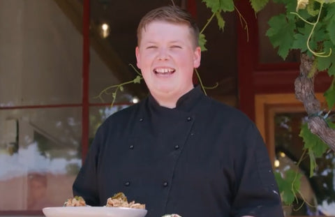 Bryden Buckingham - Salingers head Chef