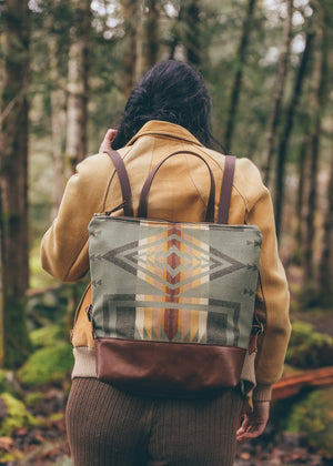 Voyageur Backpack | Shining Sun
