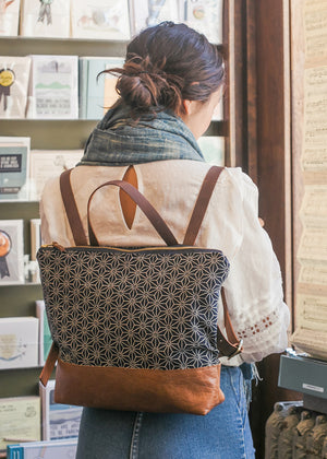 Voyageur Backpack | 08 Geometric