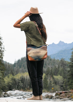 Willow Crossbody - Peyote Sky