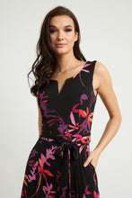 Load image into Gallery viewer, Joseph Ribkoff Jumpsuit Style 211112