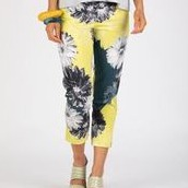 Load image into Gallery viewer, Andiamo Citrus Mimi Capri