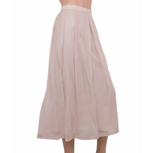 Megan Salmon Organza Sunday Best Skirt