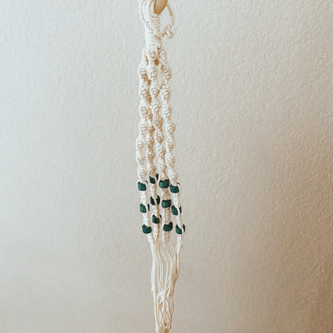 picture of the first gifted plant hanger