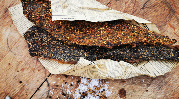 Learn how to store and save your Big Game Biltong order