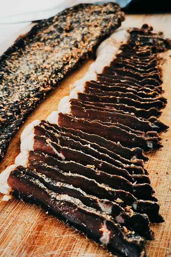Shop our Tasty Biltong Options