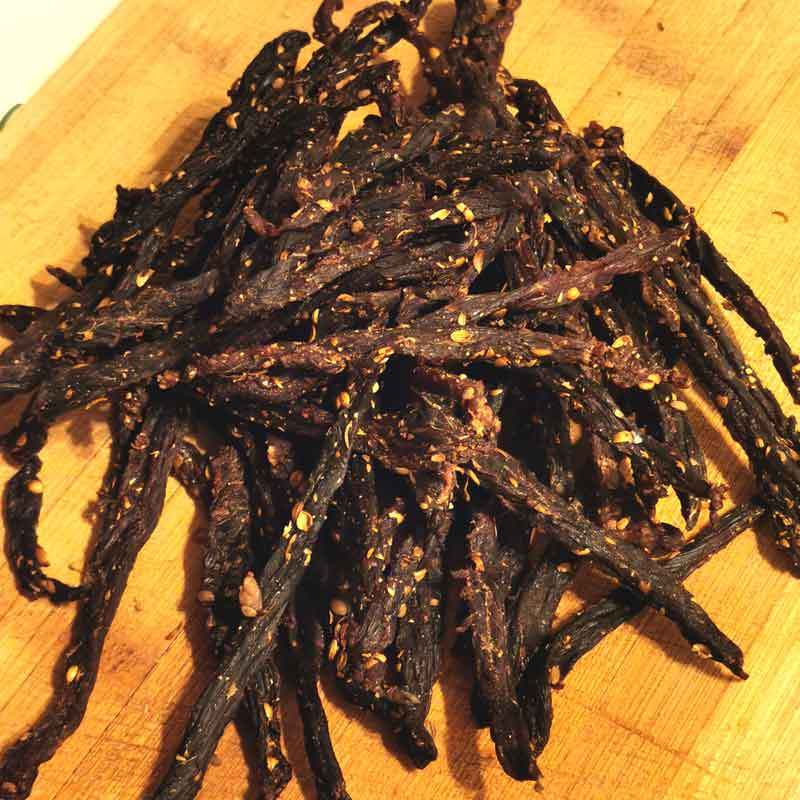 Smoked Biltong Sticks