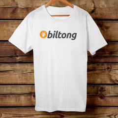 Crypto Currency Biltong Tshirt
