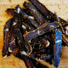 Biltong Sliced - Big Game Foods