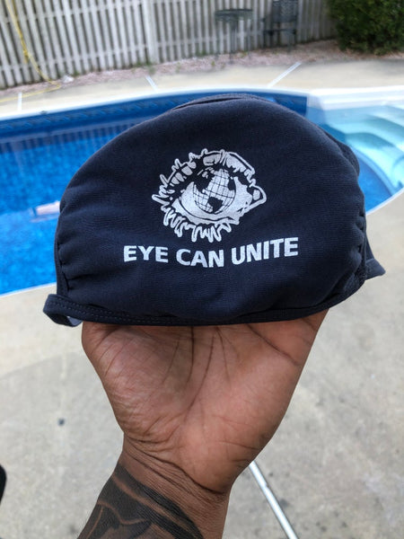 EYE CAN UNITE Cotton Facemask