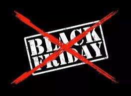 Black Friday... Ou pas !