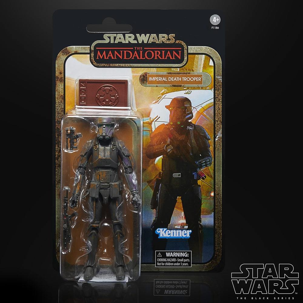 Star Wars Black Series Credit Collection The Mandalorian :  Imperial Death Trooper
