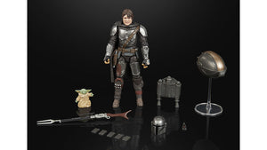 Star Wars The Black Series The Mandalorian : Din Djarin and the Child Pré-commande janvier 2021