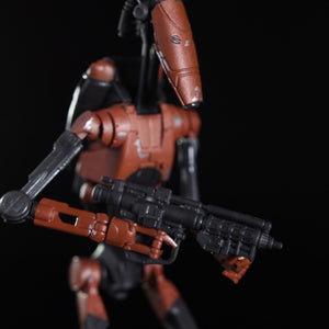 Star Wars The Black Series GAMING GREATS Heavy Battle Droid