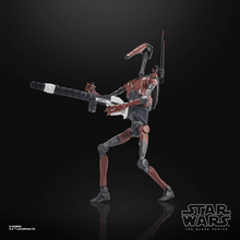 Charger l'image dans la galerie, Star Wars The Black Series GAMING GREATS Heavy Battle Droid
