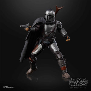 Star Wars The Black Series The Mandalorian  Beskar Armor Huck 2 (Epuisé )