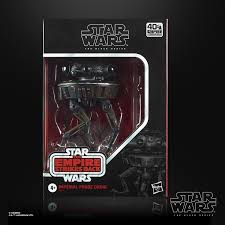 Star Wars The Black Series : Imperial Probe Droide 40TH ESB Anniversary