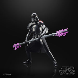 Star Wars Black Series Gaming Greats : Electrostaff Purge Trooper