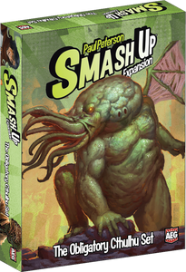 Smash up Extension : CTHULHU FHTAGN