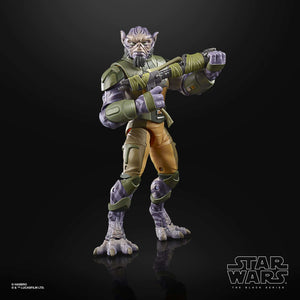 Star Wars The Black Series Rebels : Garazeb Orrelios ( En réassort )