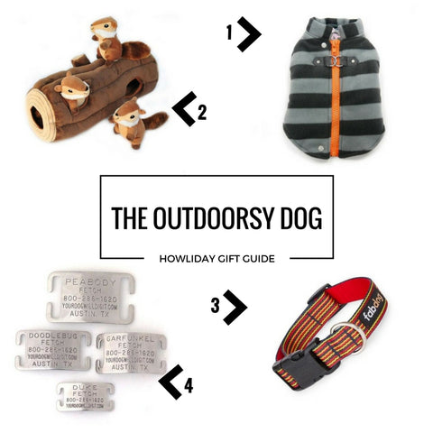 Fetch 2016 Holiday Dog Gift Guide The Outdoorsy Dog
