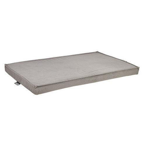 Bowsers MicroVelvet Cool Gel Memory Foam Mattress Crate Pad — Shadow