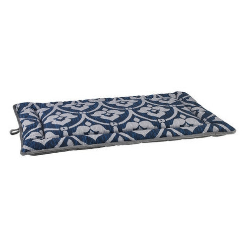 Bowsers MicroVelvet Cosmopolitan Mat Travel Dog Bed — Regency