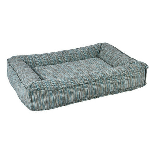 Bowsers Divine Futon Rectangular Bolstered Nesting Dog Bed — Teaka