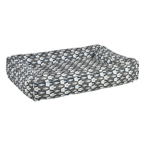 Bowsers Divine Futon Rectangular Bolstered Nest Dog Bed — Titan