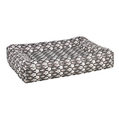 Bowsers Divine Futon Rectangular Bolstered Nest Dog Bed — Venus