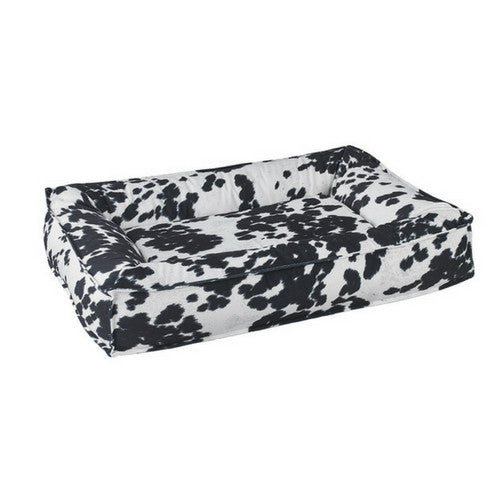 Bowsers Divine Futon Rectangular Bolstered Nesting Dog Bed — Wrangler