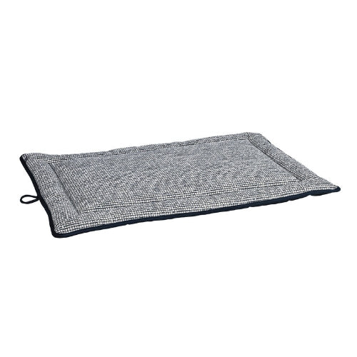 Bowsers Pet Cosmopolitan Mat Travel Dog Bed — Chenille Lakeside Side