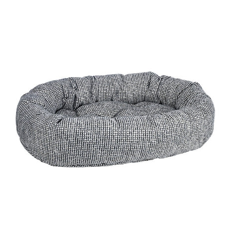 Bowsers Pet Chenile Donut Bolstered Nesting Dog Bed — Lakeside